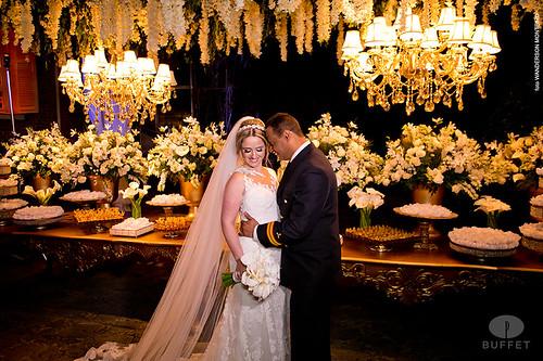 Fotos do evento CASAMENTO SAMIRA E LEONARDO em Buffet