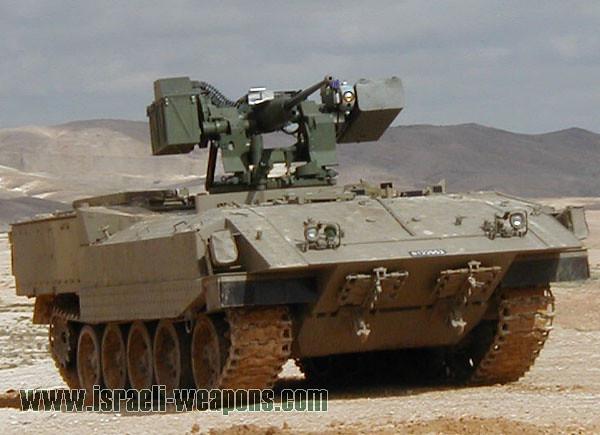 Achzarit-samson-arm-1