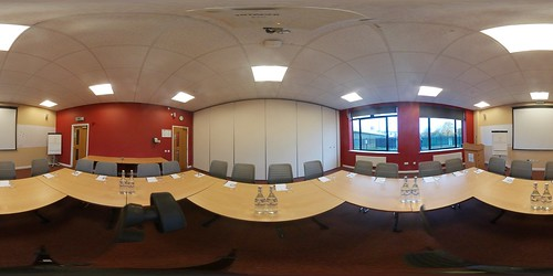 Conference Rooms - Skillicorn Room Boardroom Style