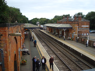 Melton Mowbray railway station