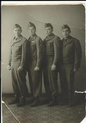 Rulon Lind Korean War