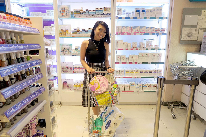 14 Holidays 2017 Gift Shopping at Watsons - Gen-zel She Sings Beauty