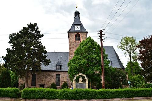 Kirche St. Valentin Ringleben