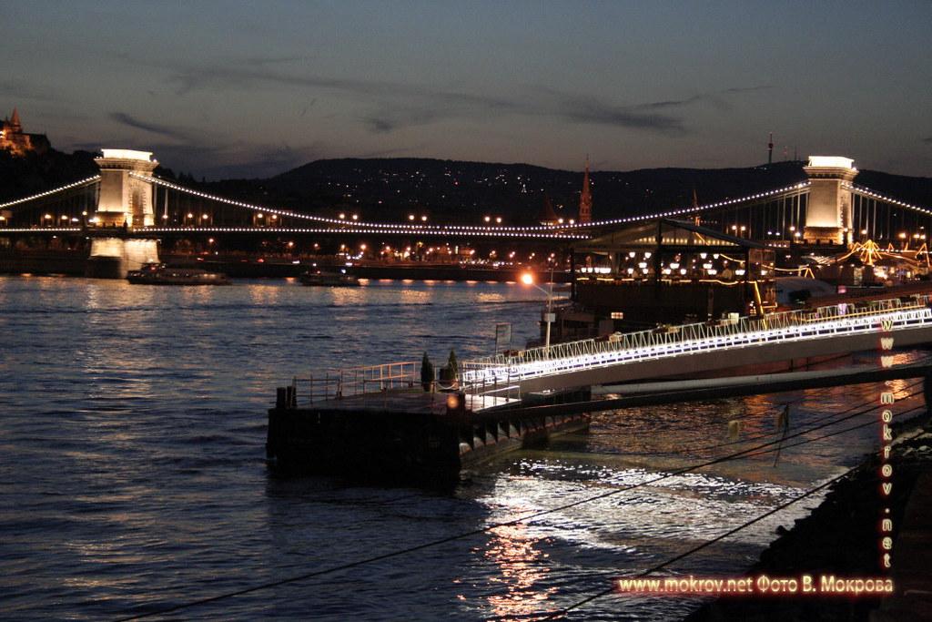 прогулки туристов Столица Венгрии - Будапешт