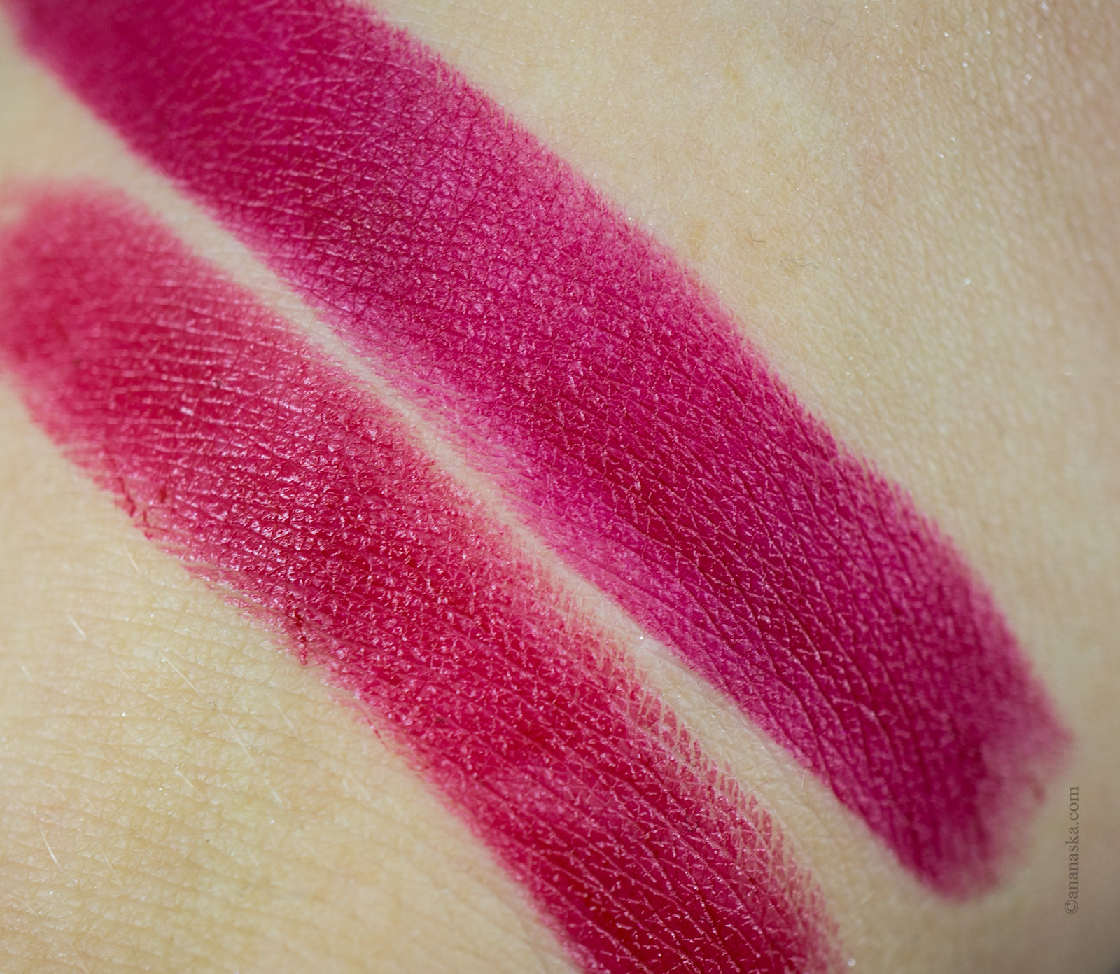 Chanel Rouge Allure 657 №1, Chanel Rouge Allure Velvet 217 №3