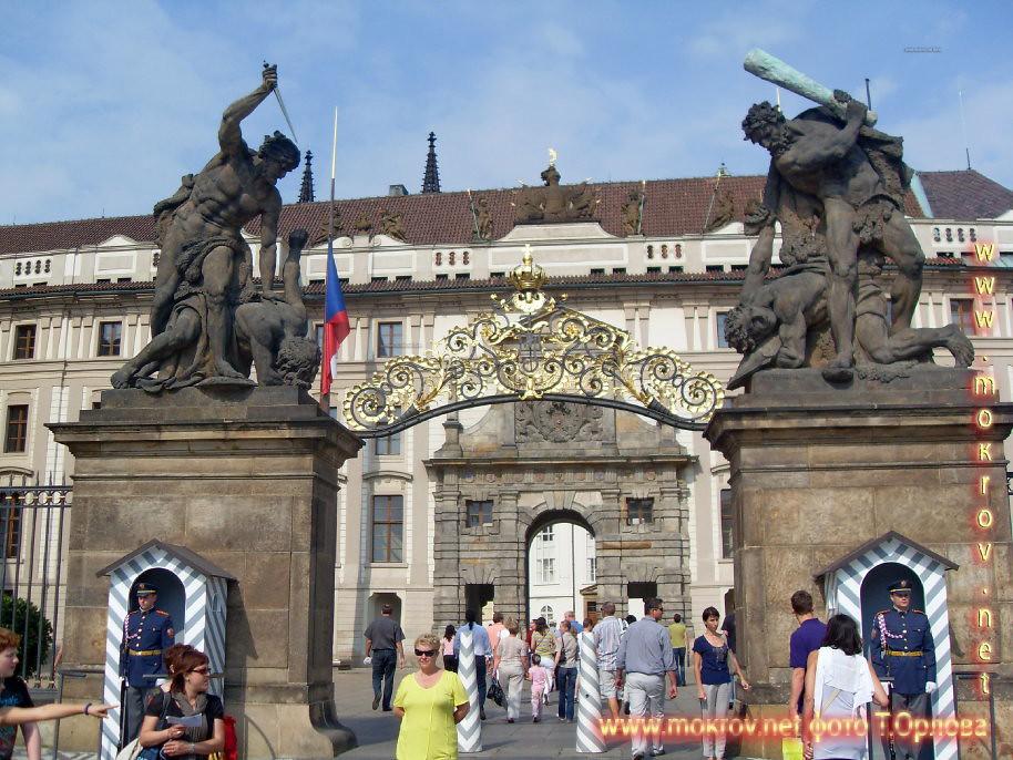 Столица Прага — Чехия фоторепортажи