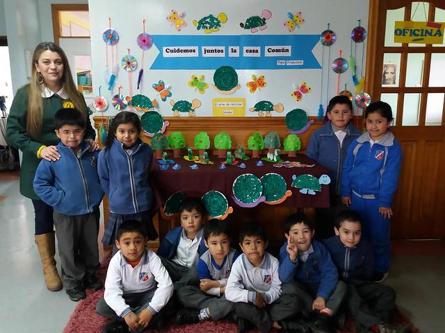 2017 - Actividad de Reciclaje (Kinder)
