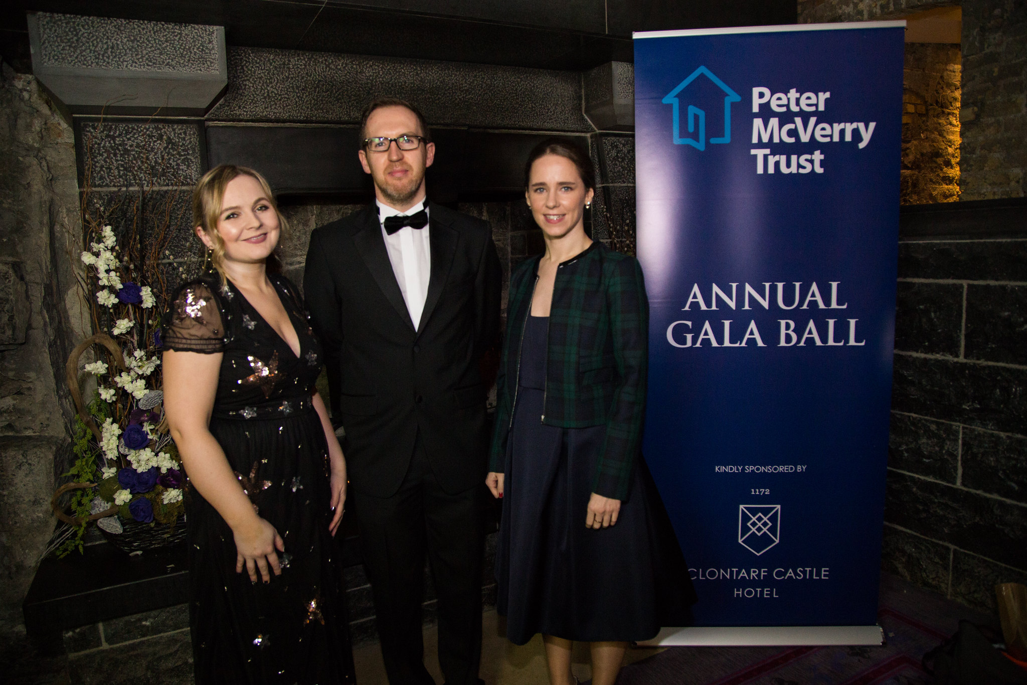 Peter McVerry Trust Gala Ball 2017