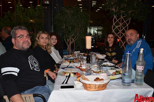 Mehmet Baş, Dilek Baş, Sabrina Selin İbrahim, Berrin İbrahim, Şükrü İbrahim