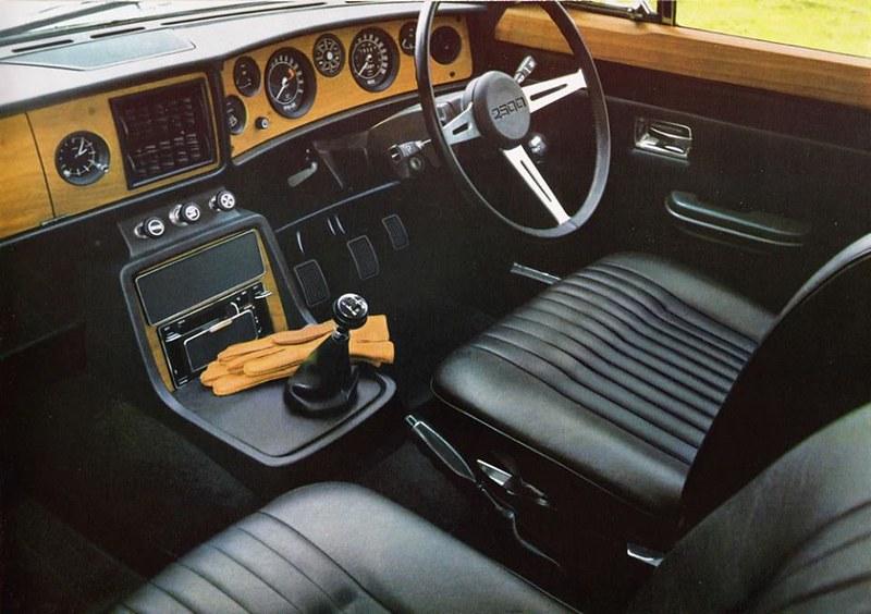 Triumph Innsbruck facelift 1969