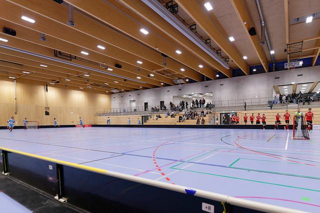 Bülach Floorball vs. UHC Sarganserland II (10.12.2017)