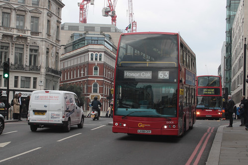 Go-Ahead London DOE31 LX58CXY