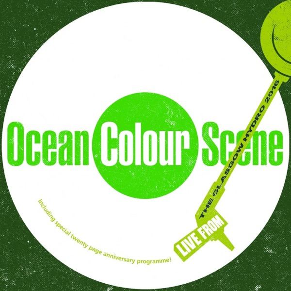 Ocean Colour Scene -Moseley Shoals Live From The Hydro