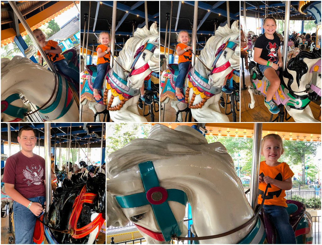 carowinds horsies