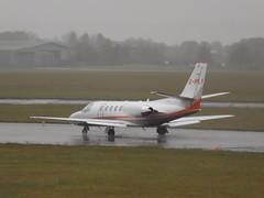 G-IPLY Cessna Citation Bravo 550B Xclusive Jet Charter Ltd