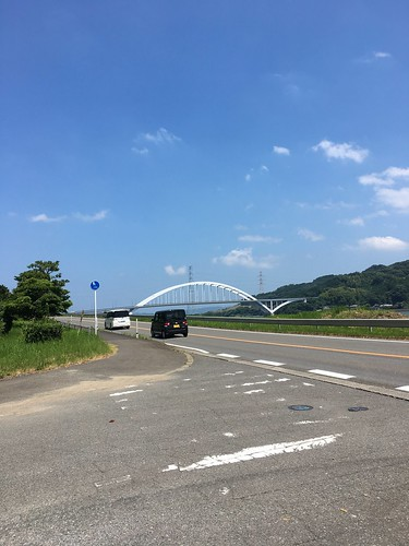 伊万里大橋(だったかな?)