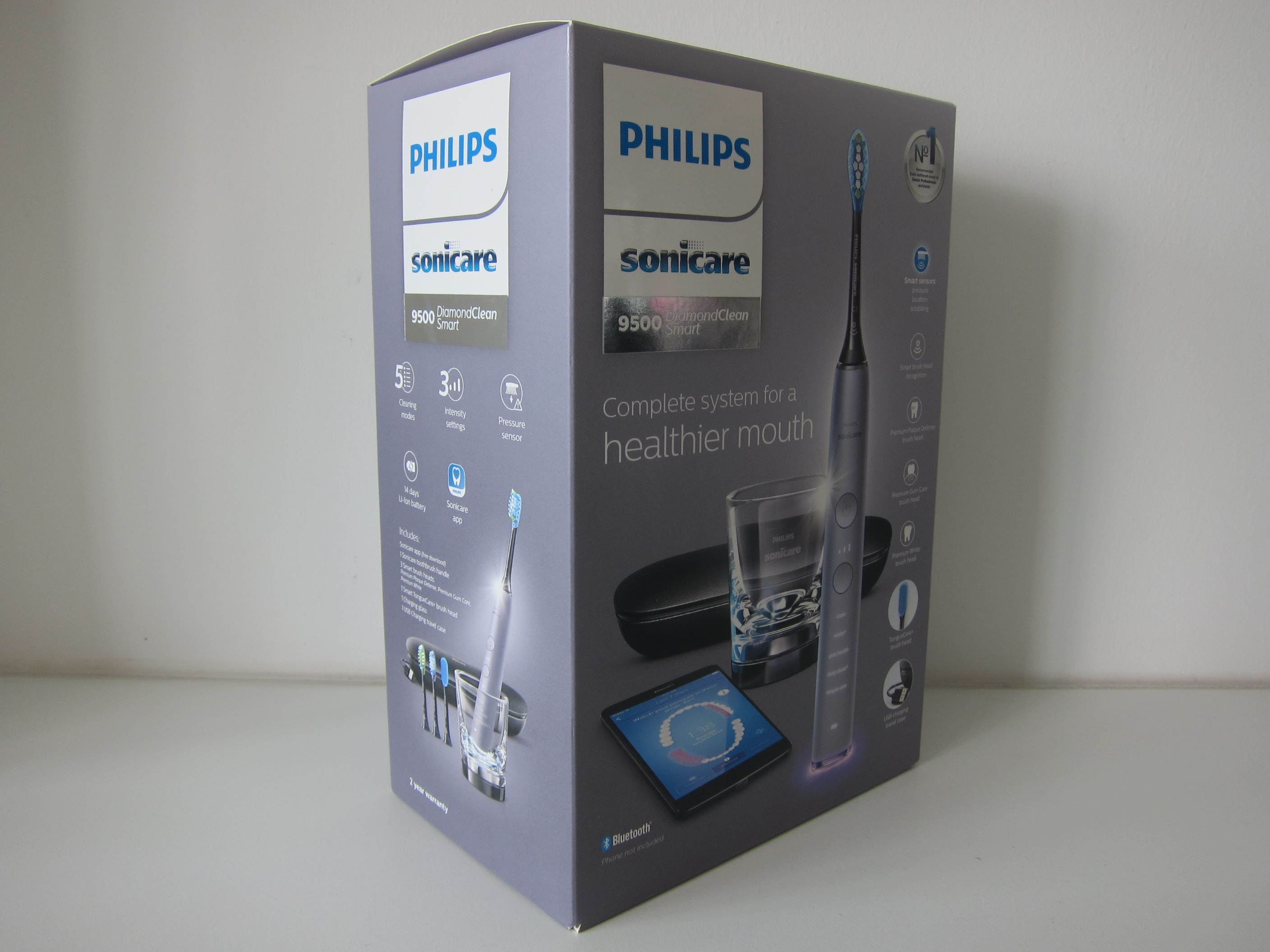 philips sonicare diamondclean charging instructions
