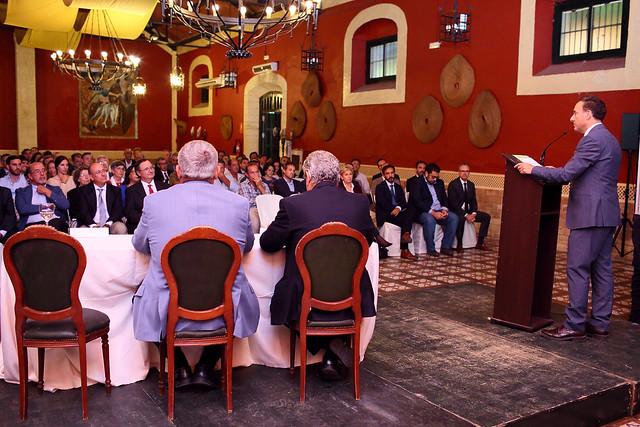 Aniversario CTAQUA - 10 años creciendo con el sector - 27 Octubre 2017