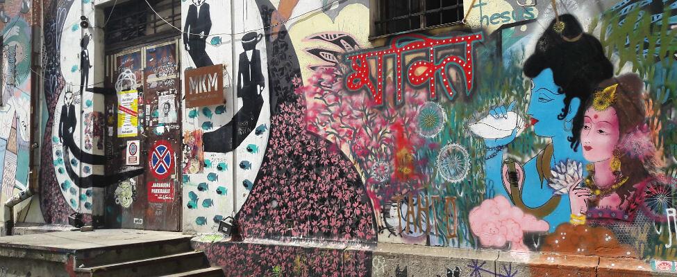 Bezienswaardigheden Belgrado: Street art in Belgrado | Mooistestedentrips.nl
