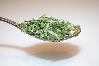 03 - Zutat italienische Kräuter / Ingredient italian herbs