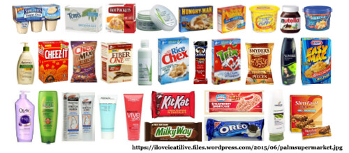 ProductsWithPalmOil