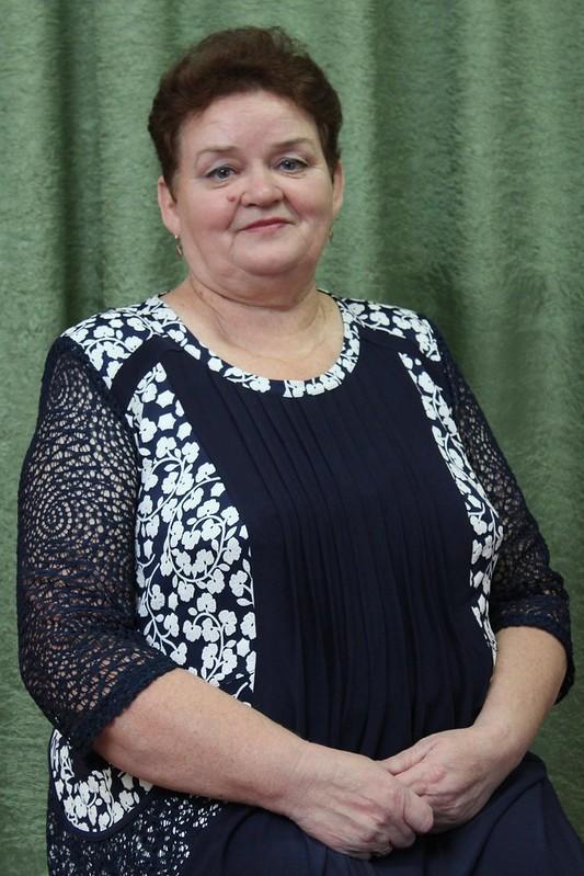 Ольга Дмитриевна Пасынкова