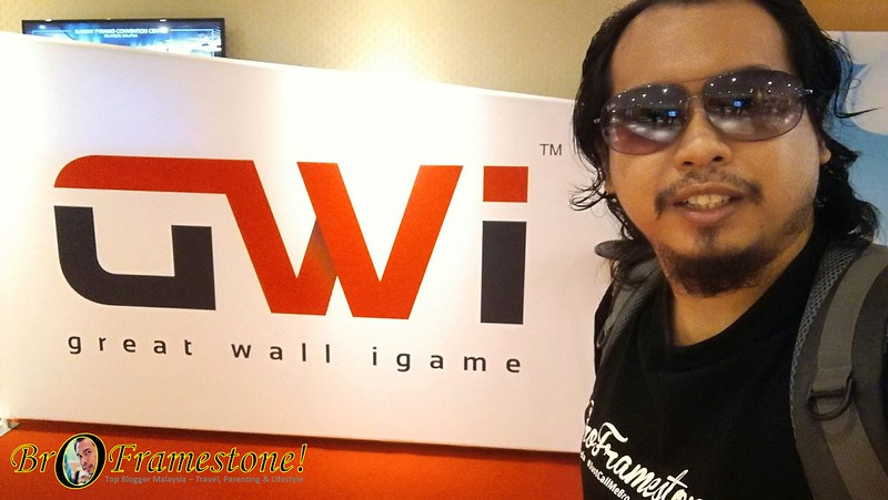 Great Wall iGame - UMU Wallet / Tembak Ikan