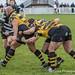 Hinckley's forwards break the Otley defence-0972