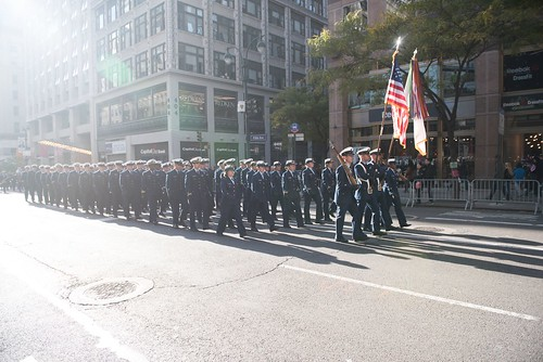 2017 New York City Veterans Day Parade