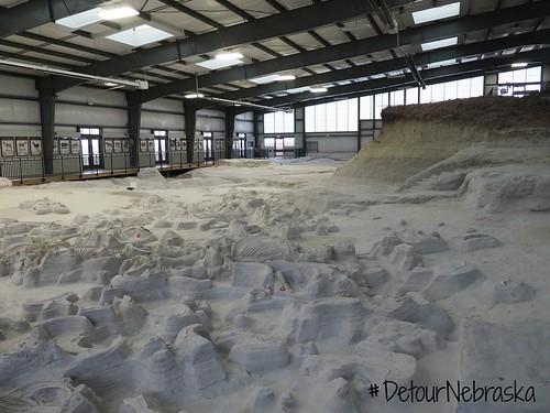 Ashfall Fossil Beds near Royal, Nebraska. From Seven Quirky Nebraska Detours