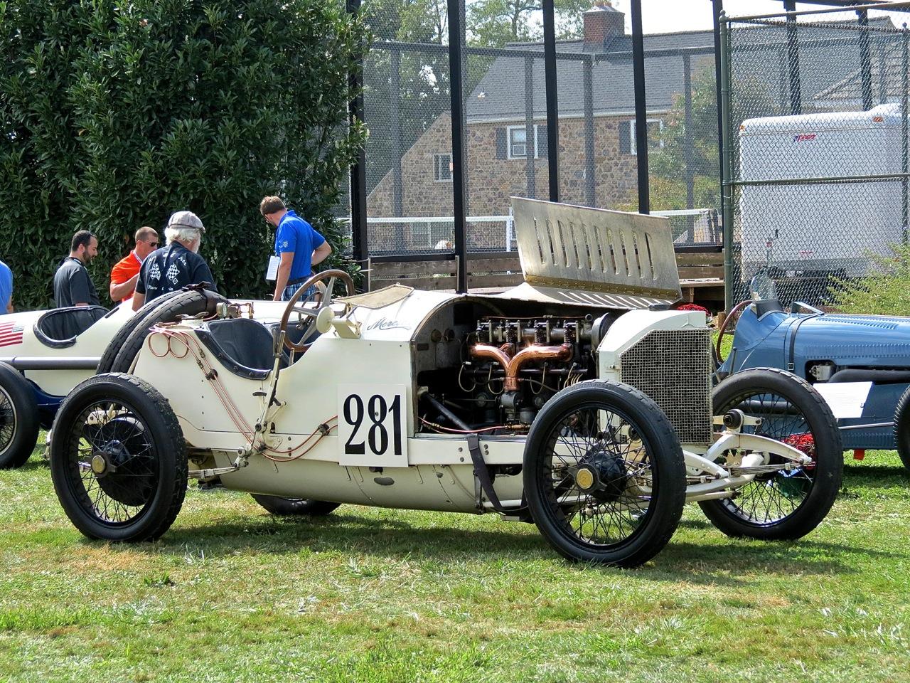 1912 Mercedes Grand Prix 1