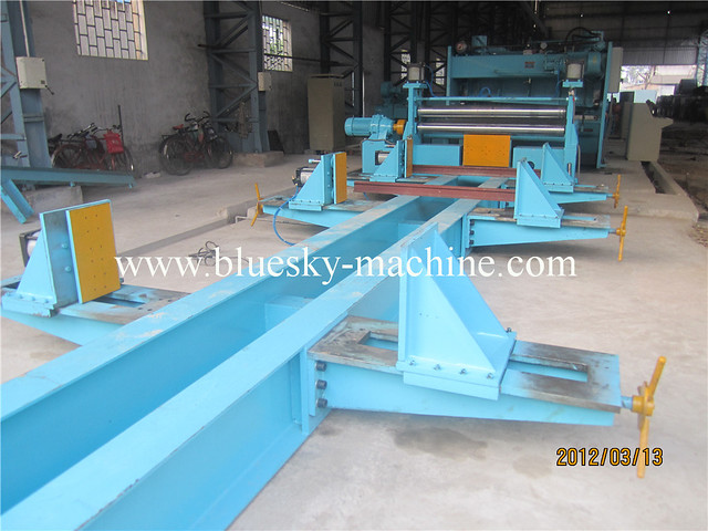 cut to length line india