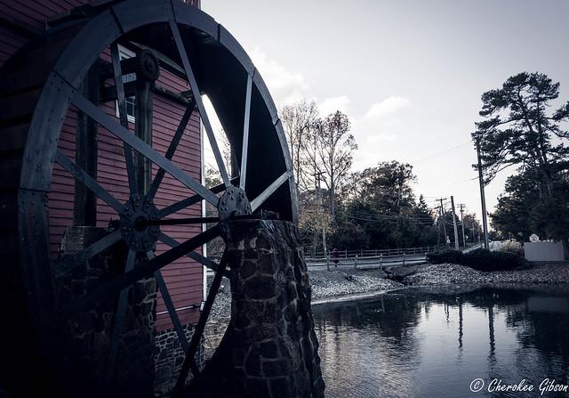 Oliphant Grist Mill at Smithville, NJ