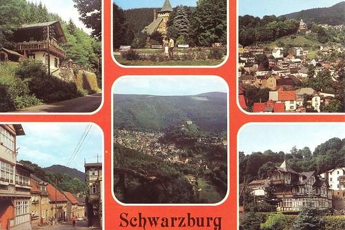 Schwarzburg, Thür.