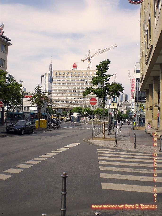 Исторический центр Города Франкфурт на Майне фотографии