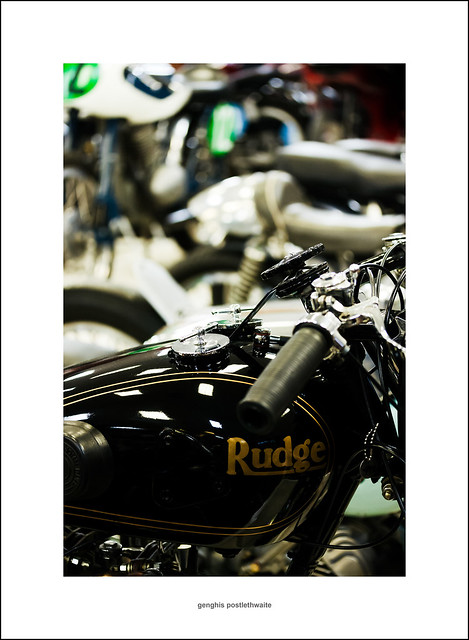 Rudge (Explored)