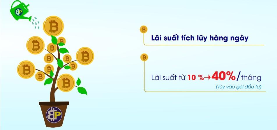 Hướng dẫn đầu tư vào Bitpaycoin lợi nhuận lên đến 40%
