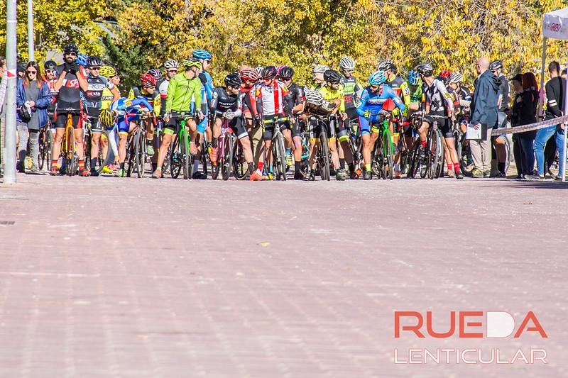 Fotos élites y sub23 del ciclocross de Alcobendas 2017