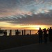 West Pier Sunday Sunset