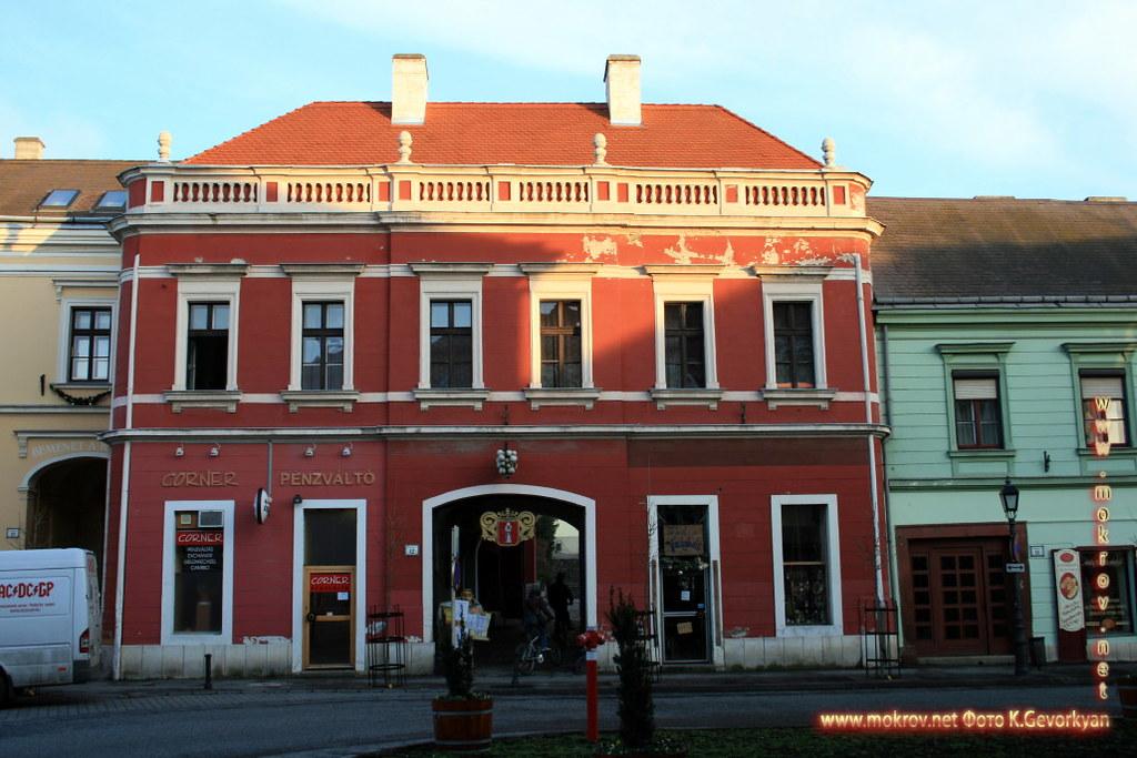 Веспрем — город в Венгрия пейзажи