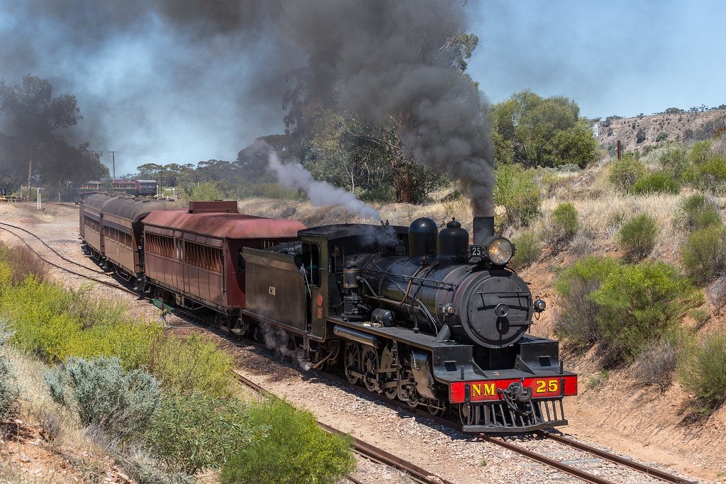 NM 25 at Woolshed Flat by Dean Jones