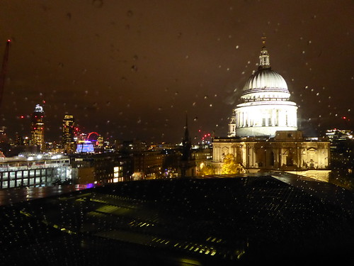 St Paul's Cathedral from the Madison