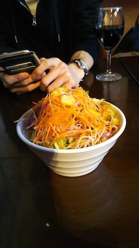 Lunch in Machida