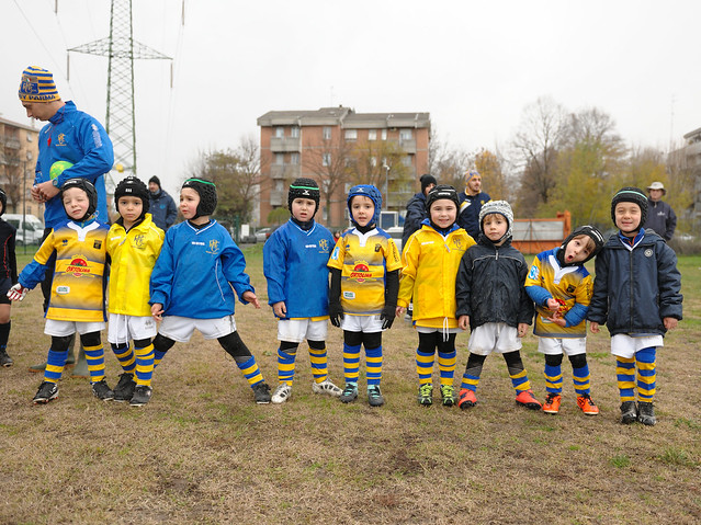 XIV Torneo Ortolina Rugby Parma - Memorial Giuseppe Banchini (Foto Sicuri)