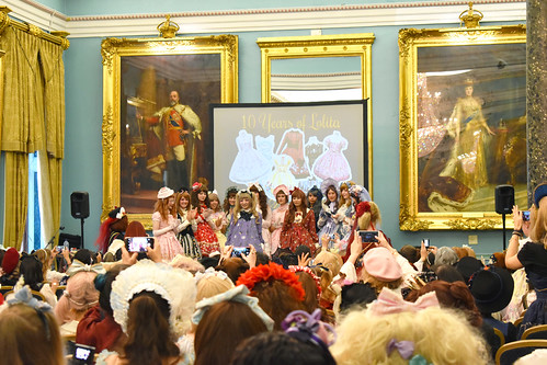 10 Years of Lolita Fashion Show
