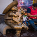 2017 - Mexico - Tlaquepaque - Rodo Padilla Bronze por Ted's photos - For Me & You