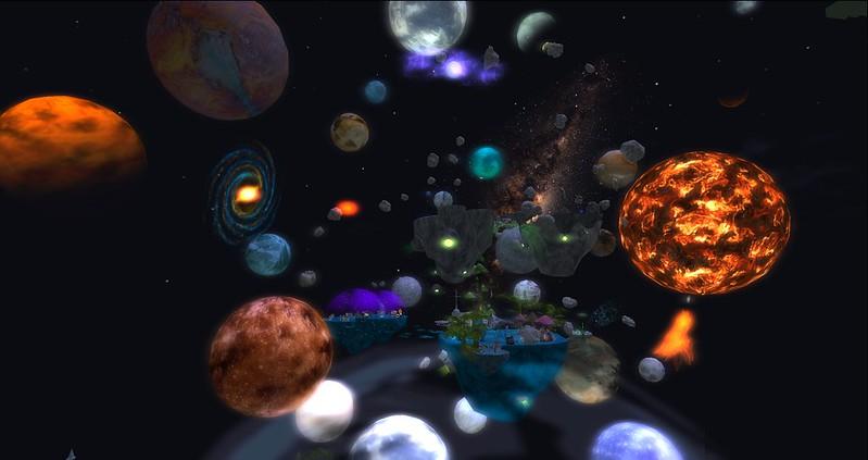 Shinda, Inspire Space Park