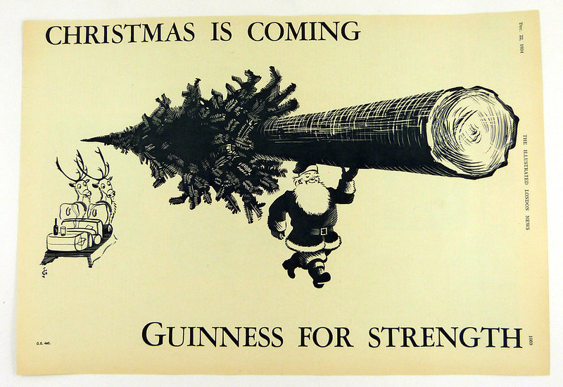 Guinness-1934-christmas-coming