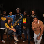 Tue, 21/11/2017 - 4:55pm - Kamasi Washington Live in Studio A, 11.21.17 Photographer: Mary Munshower