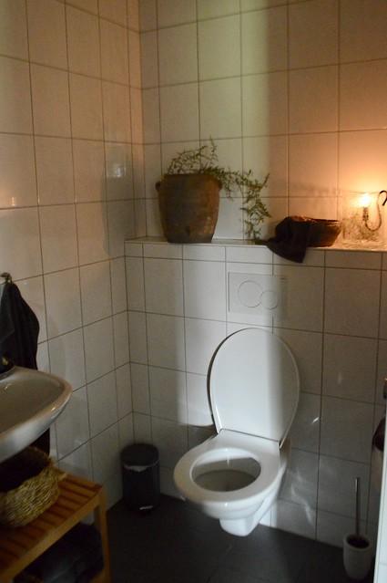 Badkamer sober landelijke stijl